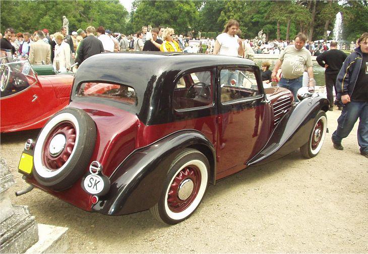 1938 Aero 50 Tudor, Československo 1938 (1938-1941) c