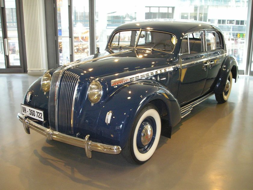 1938 Opel Admiral 11