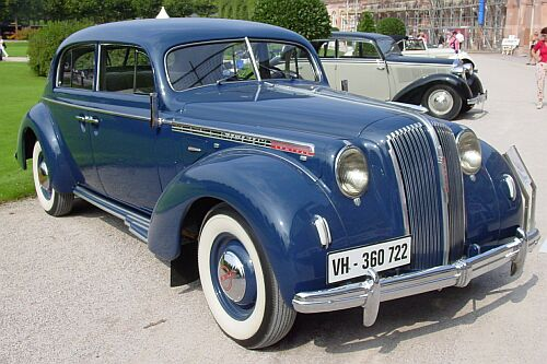 1938 Opel Admiral