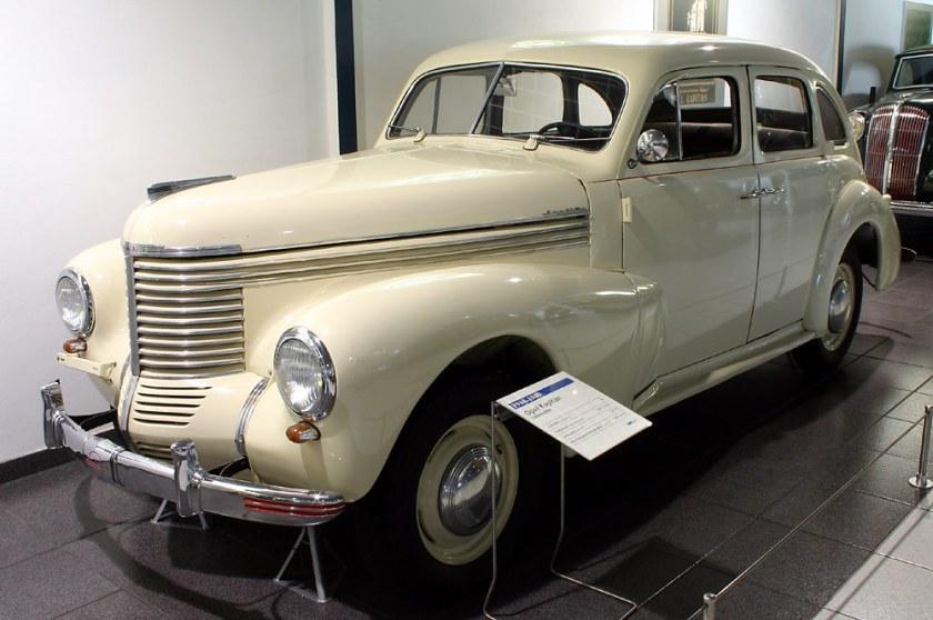 1938 Opel kapitan