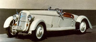1939 Adler Triumpf