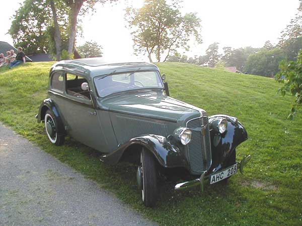 1939 Adler Trumpf Junior a