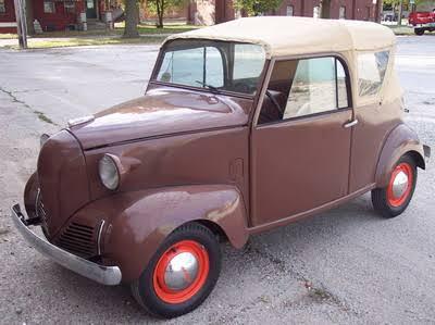 1939 Crosley.