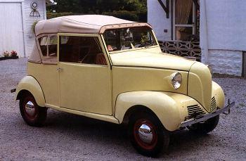 1939 Crossley