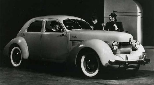 1939 Hupmobile Skylark