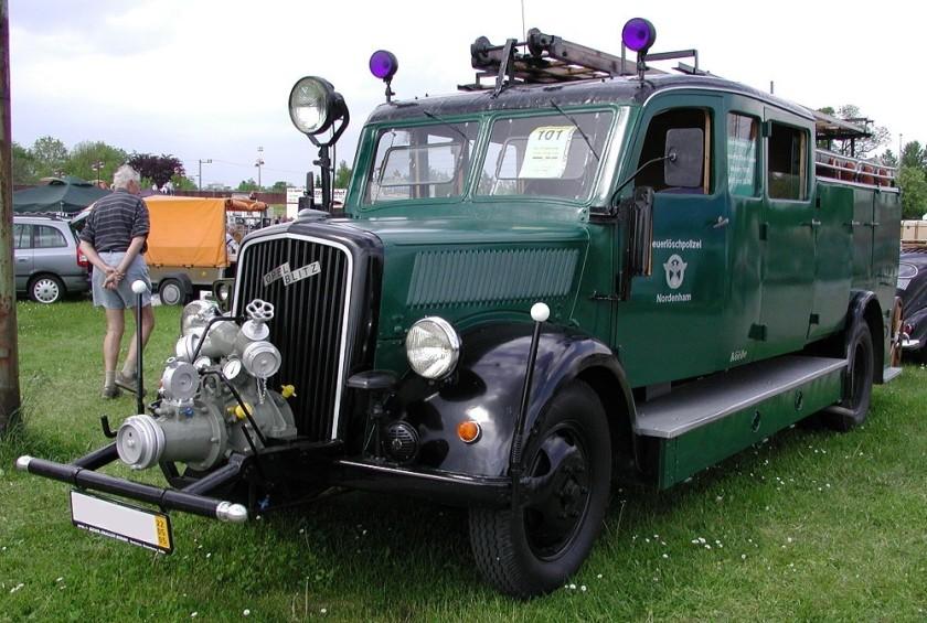 1939 Opel Blitz-LF15