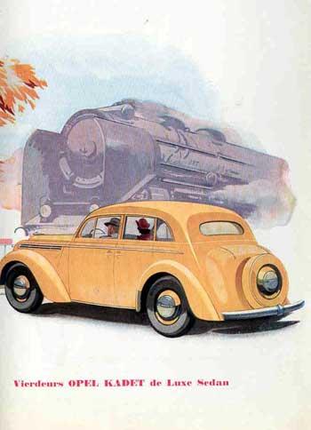 1939 Opel Kadet
