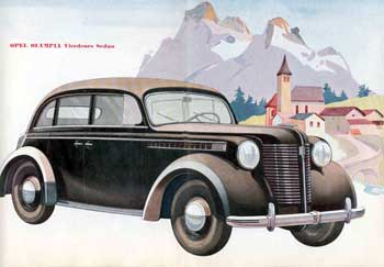 1939 Opel Olympia folder-14k