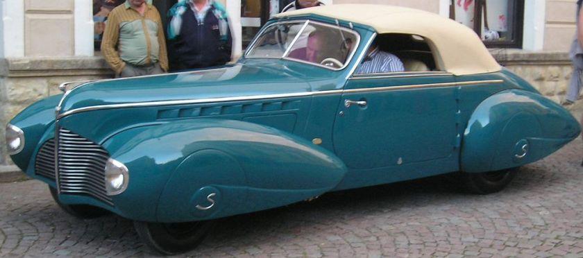 1940 Aero 50 Dynamik Sodomka, Čechy a