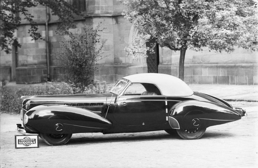 1940 Aero 50 Dynamik Sodomka, Čechy f