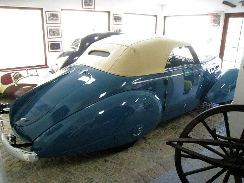 1940 Aero 50 Dynamik Sodomka, Čechy l