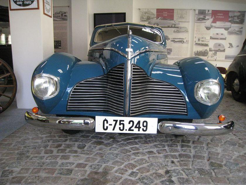 1940 Aero 50 Dynamik Sodomka, Čechy m