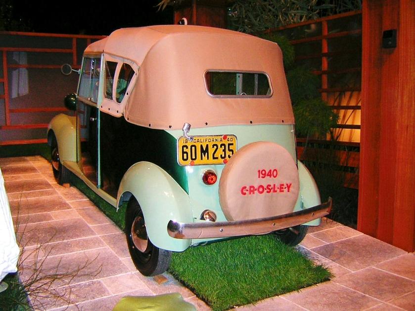 1940 Crosley