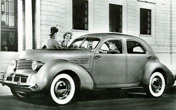 1940 hupmobile sedan
