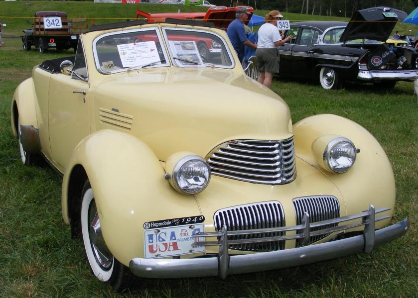 1940 Hupmobile Skylark a