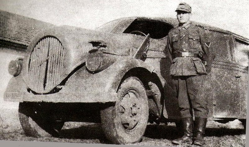 1942 Opel Blitz by Ludewig Bros. Eastern Front