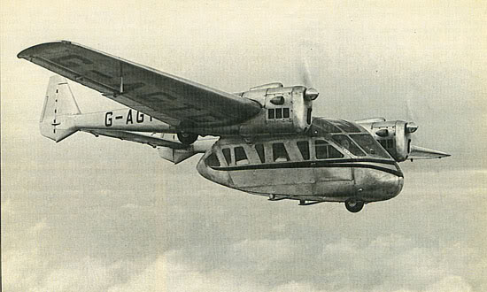 1946 Portsmouth Aerocar Major