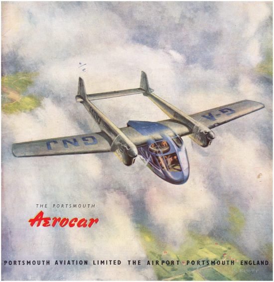 1946 PortsmouthAviation-Aerocar GAGNJ-1946-1