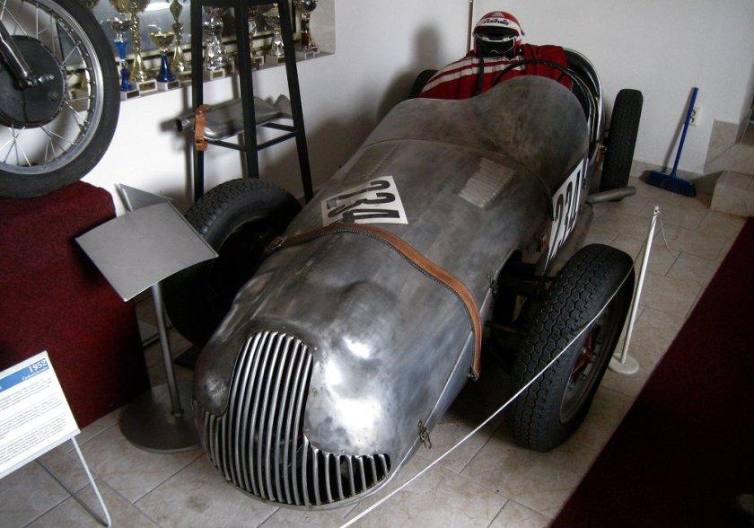 1947 Aero Minor Le Mans, Československo a