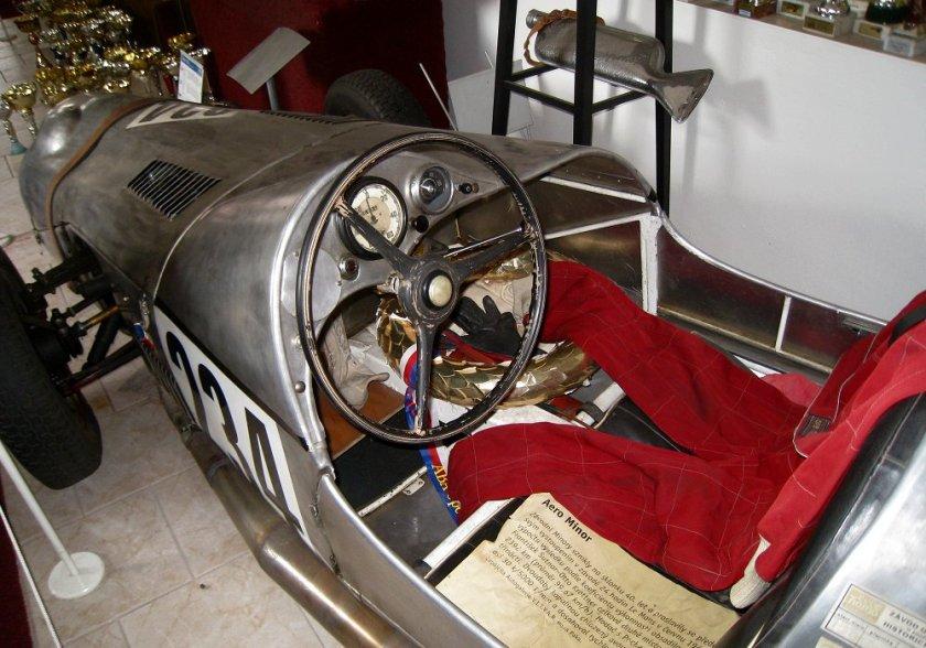 1947 Aero Minor Le Mans, Československo b