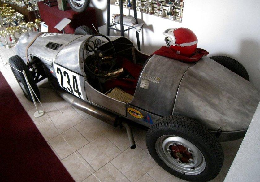 1947 Aero Minor Le Mans, Československo c