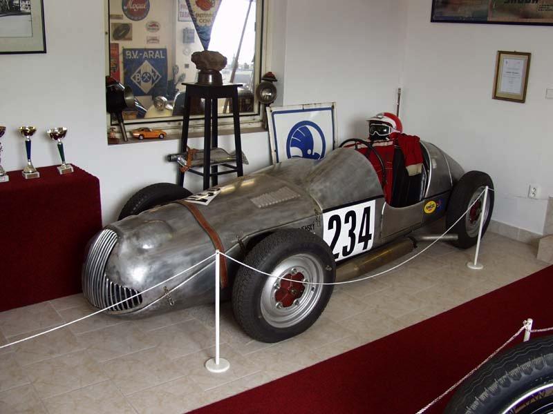 1947 Aero Minor Le Mans, Československo d