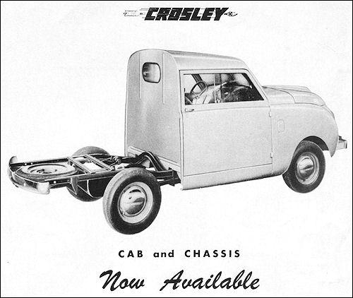 1947 Crosley Cab