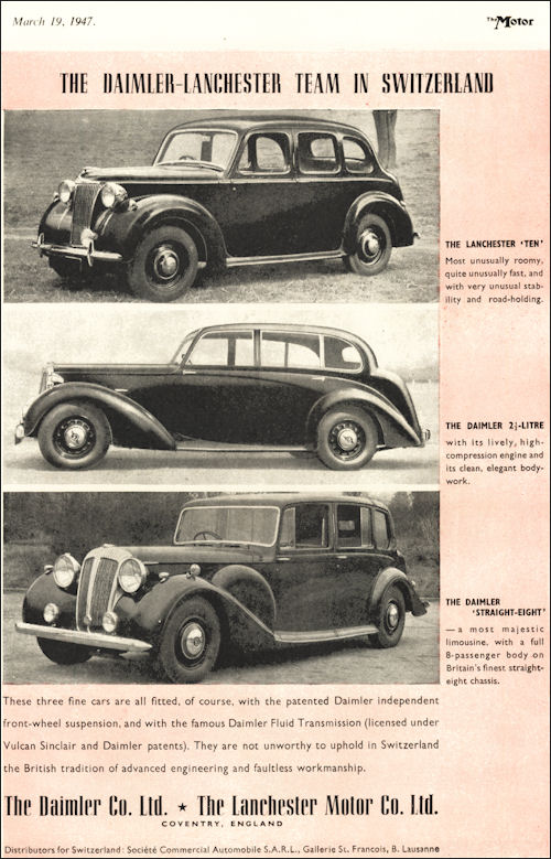 1947 Daimler de 27