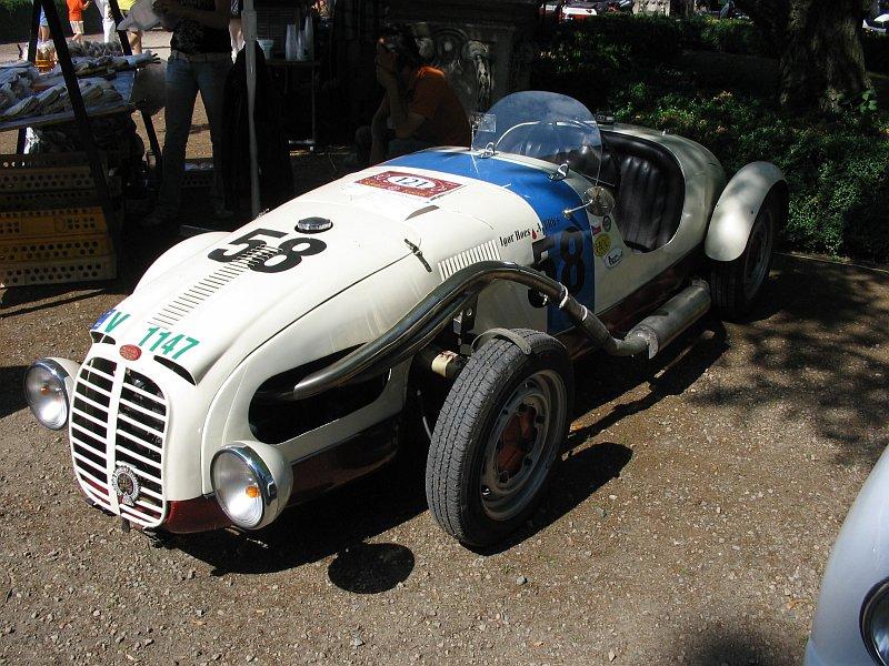 1948 Aero Minor Le Mans, Československo a