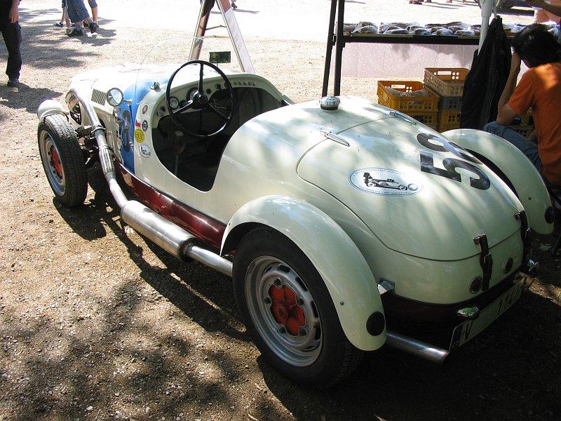 1948 Aero Minor Le Mans, Československo b