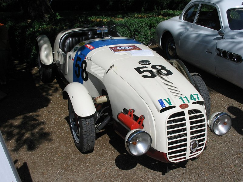 1948 Aero Minor Le Mans, Československo c