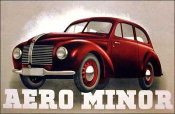 1948 aero minor