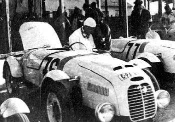 1948 Aero w Le Mans
