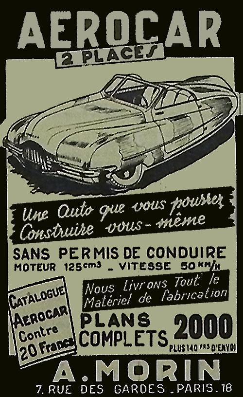 1948 Aerocar 1948-49 b
