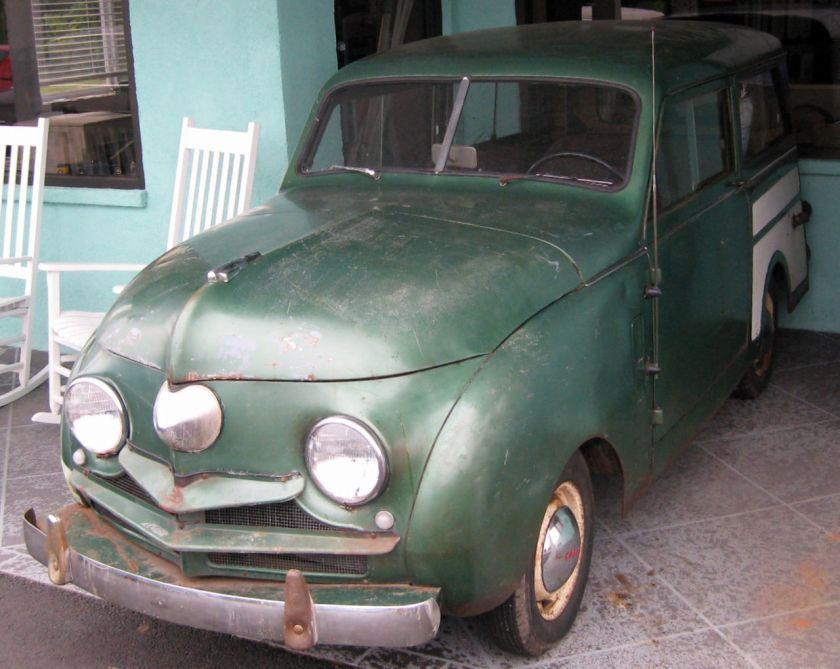 1948 Crosley CC Wagon