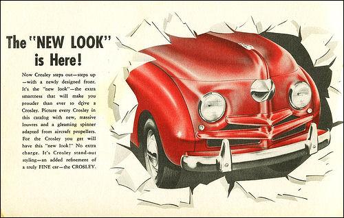 1948 Crosley s