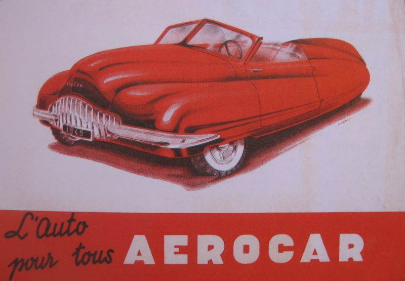 1948 Morin Aerocar