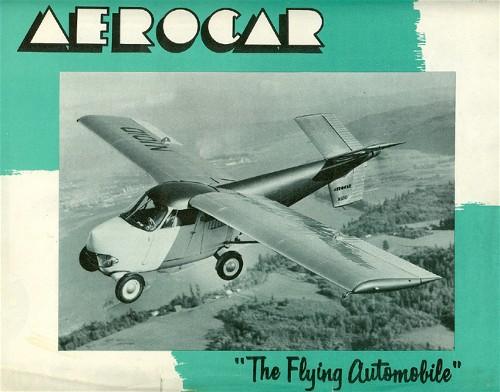 1949 AERO Car b