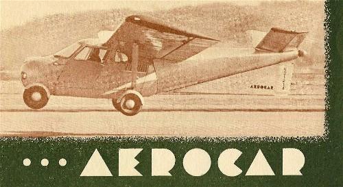 1949 AERO Car c