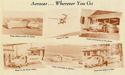 1949 AERO Car d