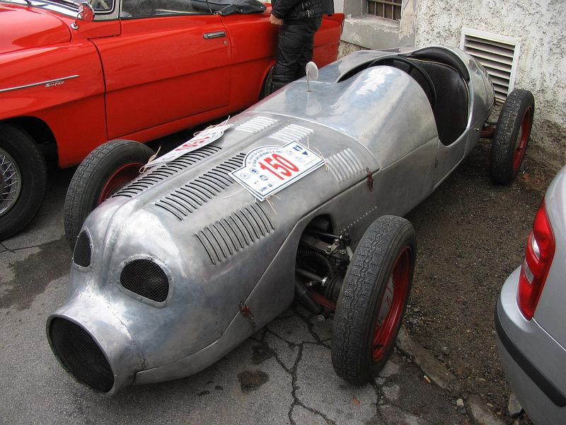1949 Aero Minor 750 Sport, Československo 1