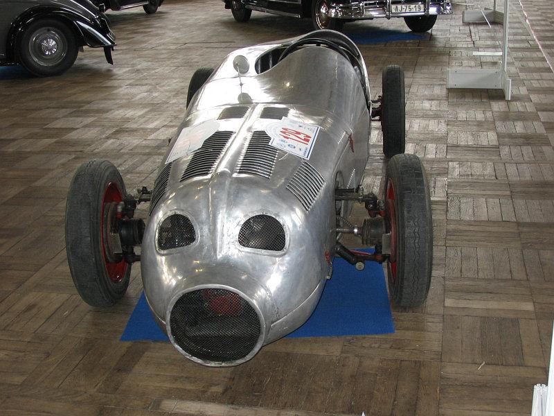 1949 Aero Minor 750 Sport, Československo 10