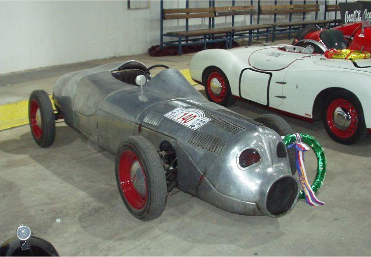 1949 Aero Minor 750 Sport, Československo 11