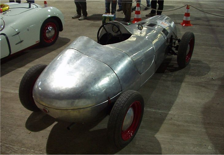 1949 Aero Minor 750 Sport, Československo 13