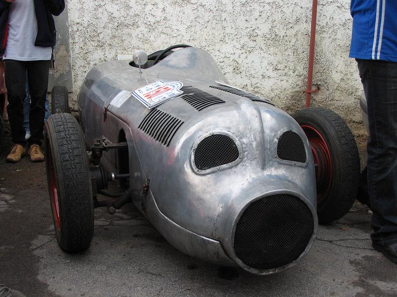 1949 Aero Minor 750 Sport, Československo 2