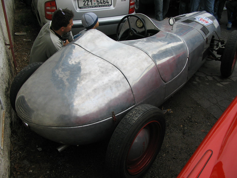 1949 Aero Minor 750 Sport, Československo 3