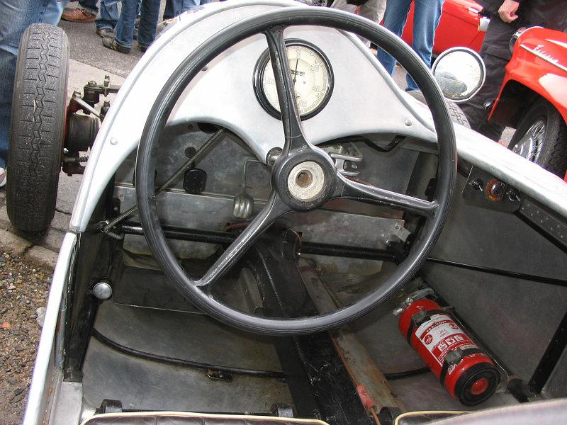 1949 Aero Minor 750 Sport, Československo 6