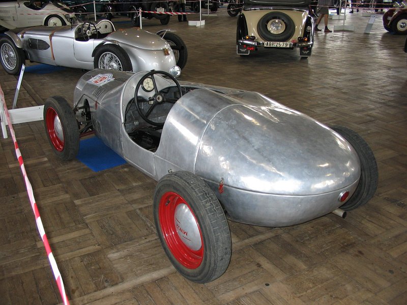 1949 Aero Minor 750 Sport, Československo 7