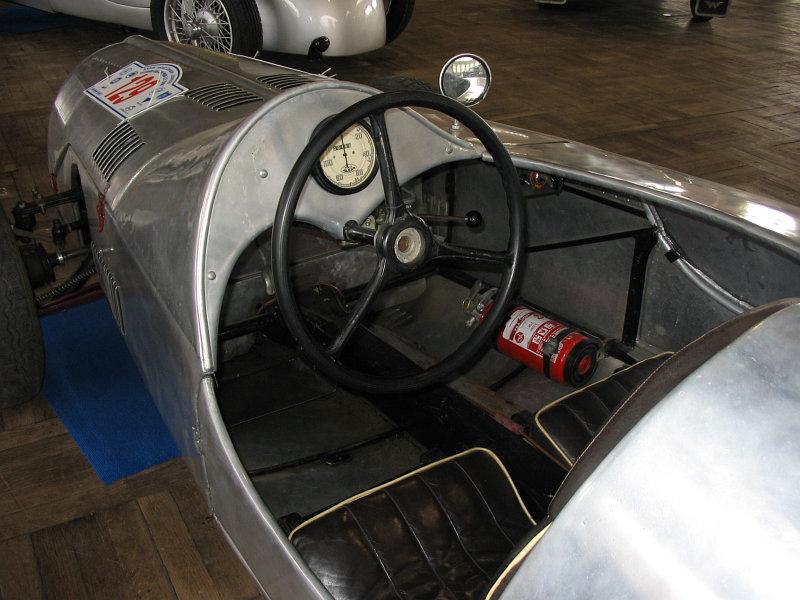 1949 Aero Minor 750 Sport, Československo 8