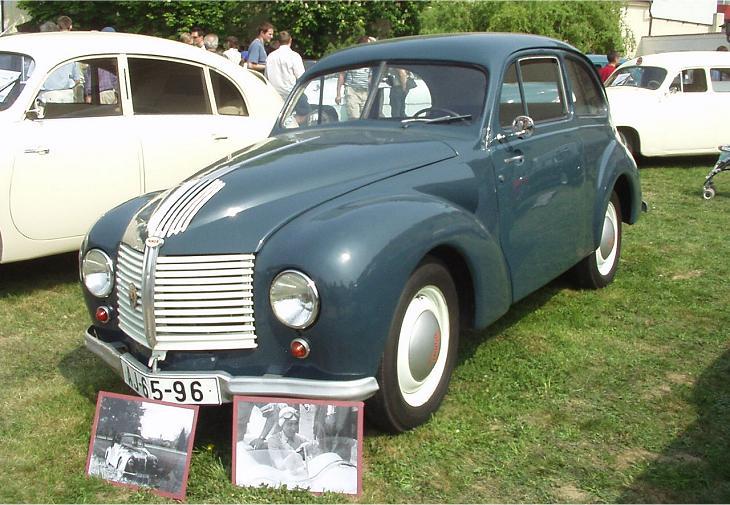 1949 Aero Minor II, Československo (1946-1951) 1